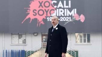 Azerbaycan'da, Hocalı Katliamı'nın 613 kurbanı anılıyor