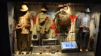 Çanakkale Savaşları Mobil Müzesi, Karaman'da ziyarete açıldı