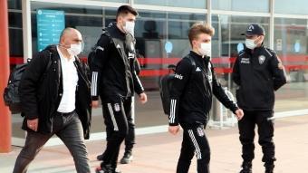 Beşiktaş, Erzurum'a ayak bastı