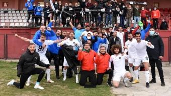 Manisa FK, TFF 1. Lig'e çıkmanın mutluluğunu yaşıyor