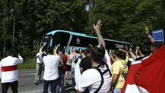 A Milli Futbol Takımı, EURO 2020 hazırlıkları için Almanya'da