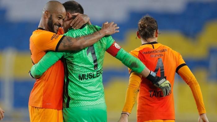 Galatasaray'da Marcao gerçeği ortaya çıktı