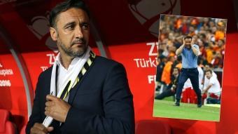 'N'aptın başkan!' Fenerbahçe'de taraftarlardan Vitor Pereira kararı sonrası büyük tepki