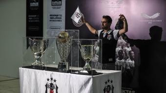 Beşiktaş'ın Süper Lig ve Türkiye Kupası başkentte