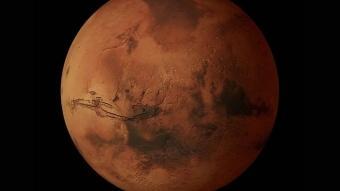 Mars'ın çekirdeğinin boyutu ilk kez ölçüldü
