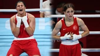 Fotoğraflarla zafer günü: Türk sporunun 'Busenazlar'ı tarih yazdı!