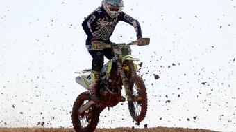 Dünya Motokros Şampiyonası heyecanı Afyonkarahisar'da başladı