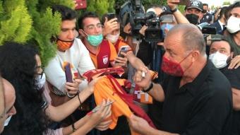 Galatasaray Kayseri'de