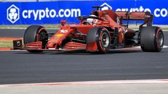 Formula 1 yarışı öncesi takımlar İstanbul Park'ta antrenman turlarına çıktı