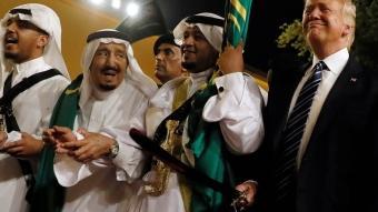 Suudi Kraliyet Ailesi, Donald Trump'ı kandırdı! ABD İçişleri Bakanlığı inceleme başlattı