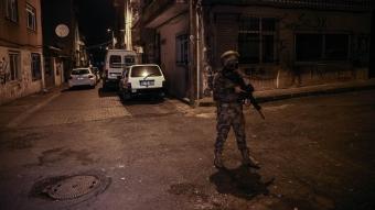 İstanbul'da film gibi uyuşturucu operasyonu