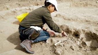 Tavşanlı Höyük'te bölgenin 'endüstrileşmiş ticaret merkezi' olduğuna dair bulgulara ulaşıldı