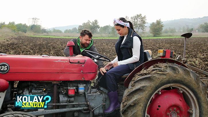 Çiftçi olmak kolay mı?