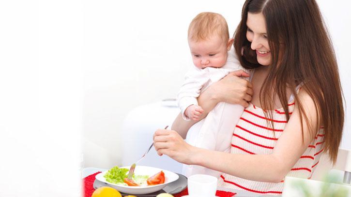 Hamilelik Sonrası Beslenme Nasıl Olmalı? | #DiyetGünlüğü