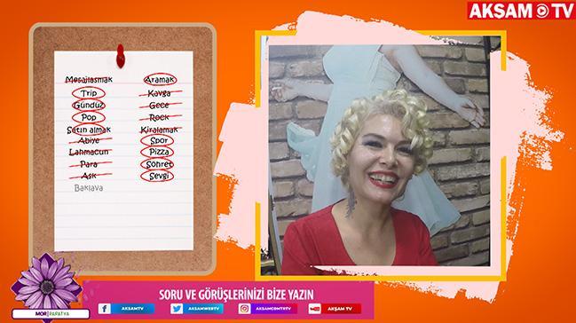 Mardin'in Marilyn Monroe'su, Melek Akarmut ile Tercih Challenge