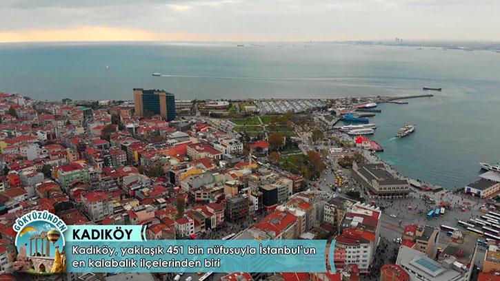 Kuruluş tarihi Bizans'a  uzanan ilçe: Kadıköy
