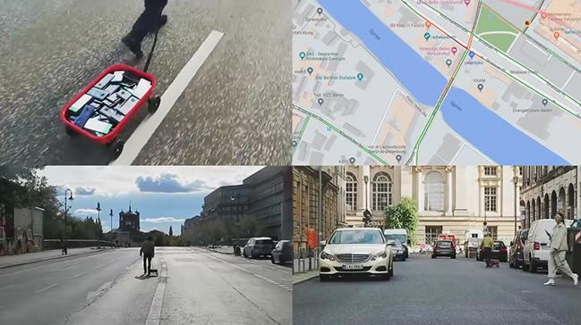 Google Haritalar'ı böyle kandırdı! 99 akıllı telefon ile hackledi