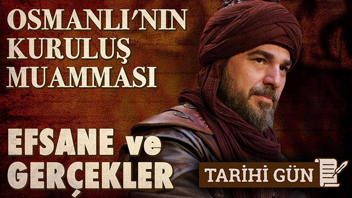 Ertuğrul Gazi Gerçekte Kimdir? Osmanlı Devleti Nasıl Kuruldu? | #TarihiGün Bölüm 1
