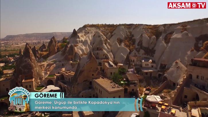 Kapadokya'nın Kalbinin Attığı Yer: Göreme