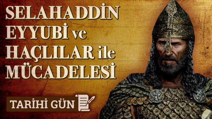 Haçlılar ve Selahaddin Eyyubi Efsanesi - Konuk: Ahmet Deniz Altunbaş | #TarihiGün Bölüm 2
