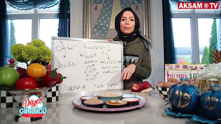 Şeker Hastaları Hangi Tatlıları Yiyebilir? | #DiyetGünlüğü