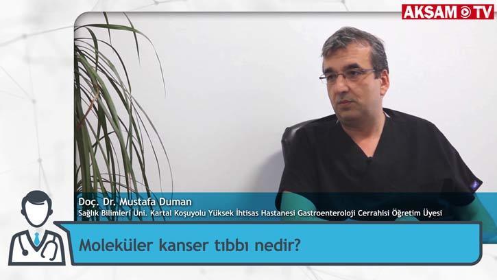Kanser Tedavisindeki Gelişme: Moleküler Onkoloji Nedir? | Doç. Dr. Mustafa Duman