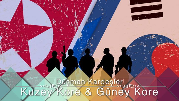 Kuzey Kore vs Güney Kore
