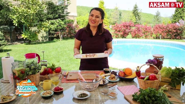 Ramazanda Tatlı Tüketimi Nasıl Olmalı? | #SağlıklıRamazanlar