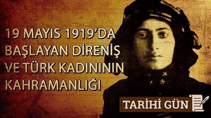 19 Mayıs 1919'da Milli Mücadele Nasıl Başladı? Milli Mücadele'de Türk Kadını ve Kara Fatma | Konuk: İlknur Bektaş #TarihiGün Bölüm 4