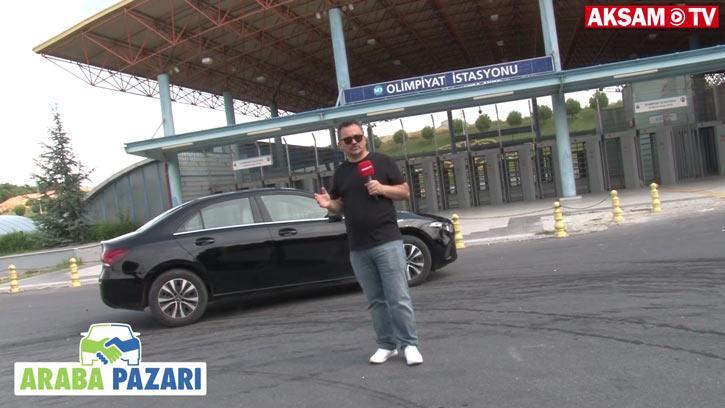 Mercedes A Sedan ile en sıra dışı testler ve en net sonuçlar!