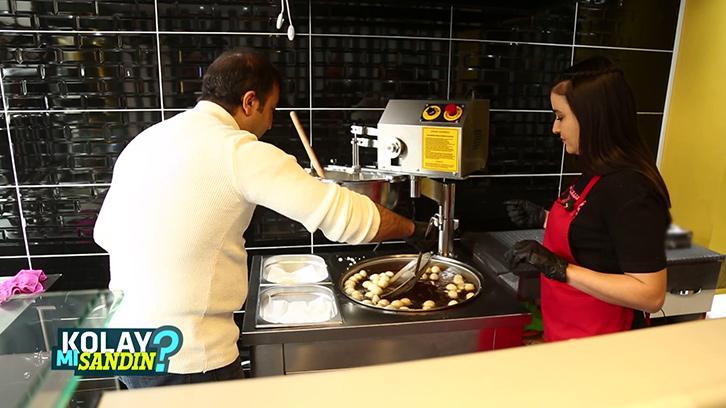 Çikolatalı Lokma Nasıl Yapılır? Kolay Mı Sandın'da Çikolatalı Lokma Tarifi
