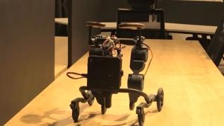 Mobil yürüme robotu umut olacak