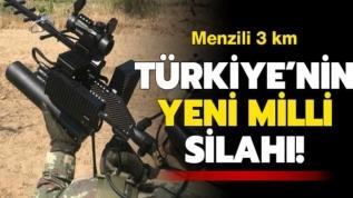 İşte Türkiye'nin Yeni Milli Silahı!