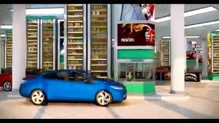 Geleceğin marketleri böyle mi olacak?