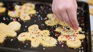 Nefis Zencefilli tarçınlı kurabiye tarifi