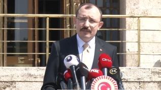 Mehmet Muş'tan ücretsiz izin ve kısa çalışma ödeneği hakkında açıklama