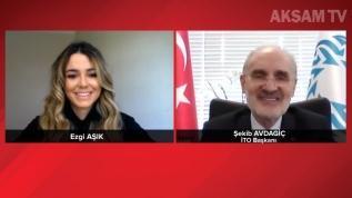 Türkiye ekonomisi 2020'yi nasıl kapatacak? İTO Başkanı açıkladı