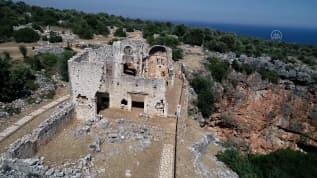 Doğu Akdeniz'in antik kentleri ziyaretçilerini bekliyor