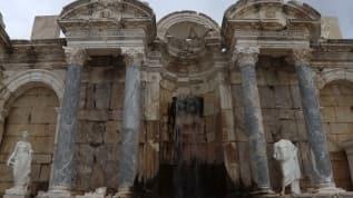 'Aşkların şehri' Sagalassos, kapılarını ziyaretçilere açıyor