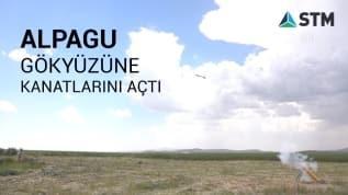 Türkiye'nin yeni kamikazesi 'ALPAGU'