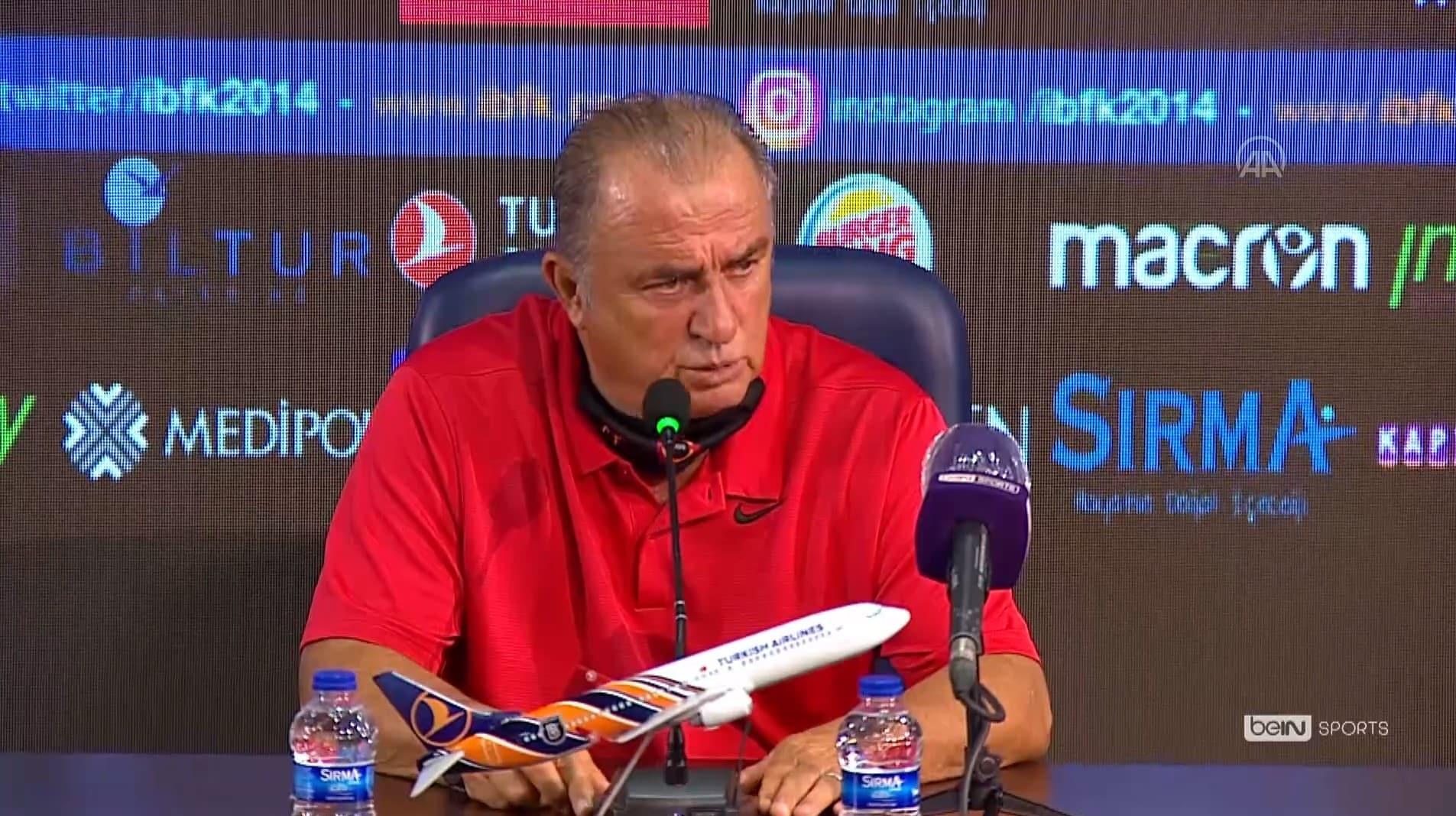 'Son 5 maçı en iyi şekilde bitirmeye çalışacağız'