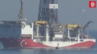 'Fatih' Zonguldak açıklarında