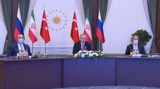 'Suriye'nin toprak bütünlüğü önceliğimizdir'