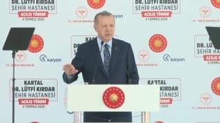 Başkan Erdoğan: 'Asker uğurlama derken arkadaşlarınızı zehirliyorsunuz'