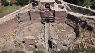 İznik'in 2000 yıllık 'İstanbul Kapısı' yeniden canlanıyor