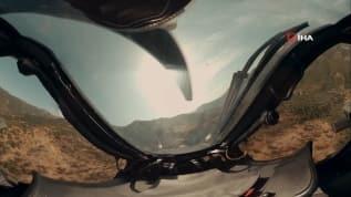 ATAK Helikopterinden gerçek operasyon görüntüleri