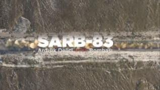 Yerli uçak bombamız SARB-83 görevine hazır