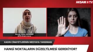 Kadın cinayetlerinde medyaya düşen görev ne?