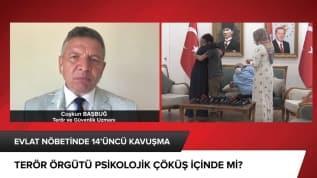 Teröristler teslim oluyor...PKK psikolojik çöküş içinde mi?