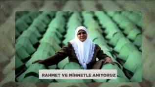 Bakan Albayrak'tan Srebrenitsa paylaşımı